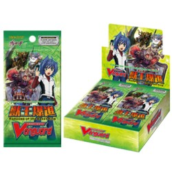 Card Fight Vanguard - Box BT01 -