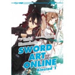 Sword Art Online - Aincrad I (Light novel) n. 01