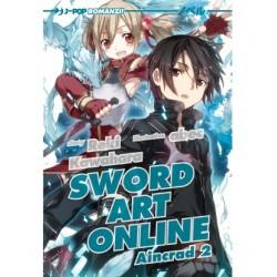 Sword Art Online - Aincrad I (Light novel) n. 02