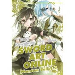 Sword Art Online - Phantom Bullet (Light novel) n. 02