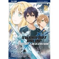Sword Art Online: Project Alicization n. 01