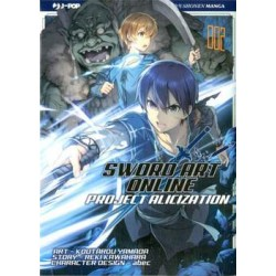 Sword Art Online: Project Alicization n. 02