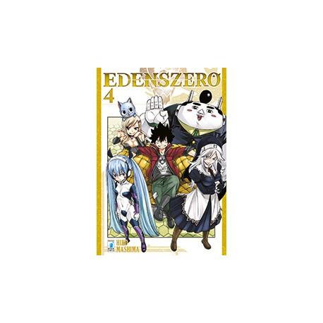 EDENS ZERO n. 04