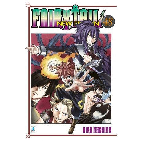 FAIRY TAIL NEW EDITION  n. 48