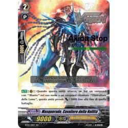 Masquerade, Cavaliere della Nullità - RR - BT05