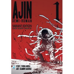 Ajin Demi - Human n.1 (Variant Edition)