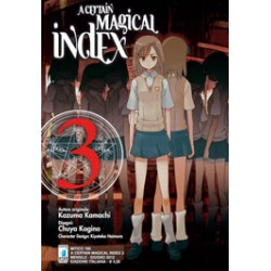 A Certain Magical Index n. 3