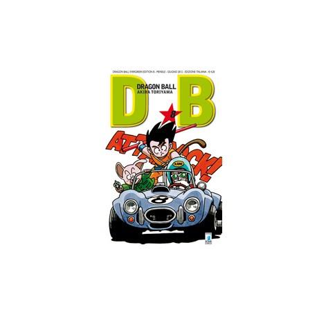 dragon ball evergreen edition recensione