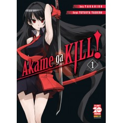 Akame Ga Kill! n. 0