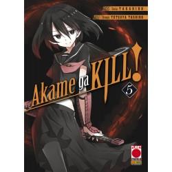 Akame Ga Kill! n. 05