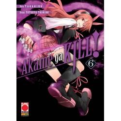 Akame Ga Kill! n. 06