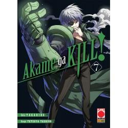 Akame Ga Kill! n. 07
