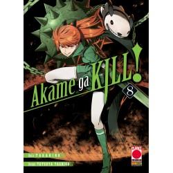 Akame Ga Kill! n. 08