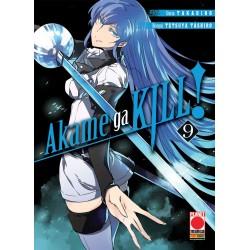 Akame Ga Kill! n. 09