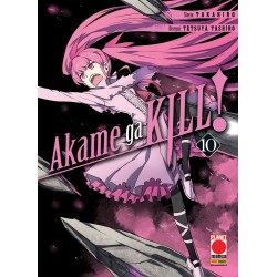 Akame Ga Kill! n. 10