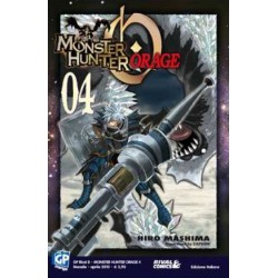 Monster Hunter Orage n. 04