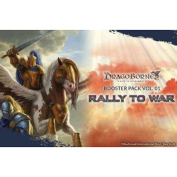 DragoBorne - Rally To War - BT01 BOX
