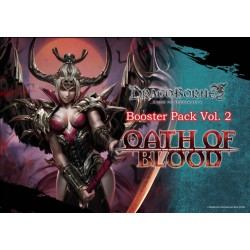 DragoBorne - Oath of Blood - BT02 BOX