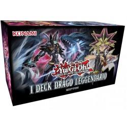 Yu-Gi-Oh! - I Deck Drago Leggendario - Box