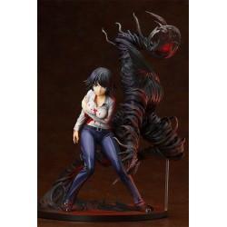 Ajin Demi Human PVC Statue 1/8 Izumi Shimomura & Invisible Black Matter 24 cm Statue Ajin