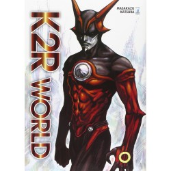 Artbook - K2R World