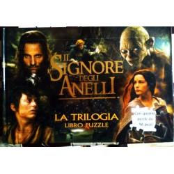 Il Signore Degli Anelli - La Trilogia Libro Puzzle