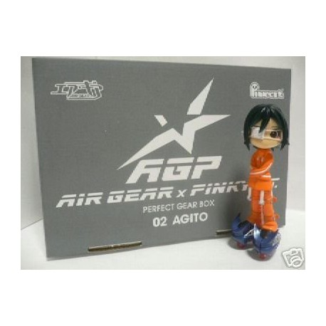 AGP-01 AIR GEAR RINGO LIMITED EDITION PINKY:ST FIGURE