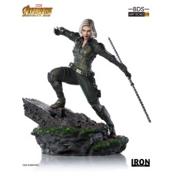 Avengers Infinity War BDS Art Scale Statue 1/10 Black Widow 18 cm
