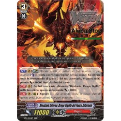 Blockade Inferno, Drago Sigillo del Fuoco Infernale - RRR - BT11