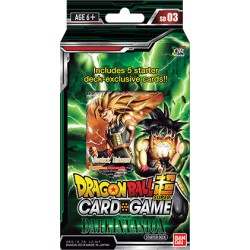 Dragon Ball Super - Card Game - Dark Invasion - Starter Deck
