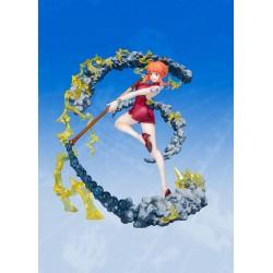 One Piece FiguartsZERO PVC Statue Nami (Black Ball) 16 cm