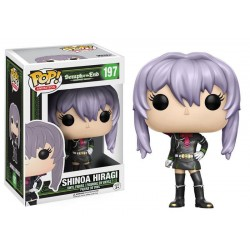 Funko Pop - Seraph of the End POP! Animation Vinyl Figure Shinoa Hiragi 9 cm