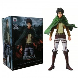 Banpresto - Attack on Titan - Master Stars Piece Eren Yeager