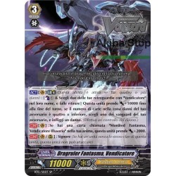 Dragruler Fantasma, Vendicatore - SP - BT15