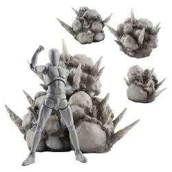 Bandai - Effect Explosion (grey version)