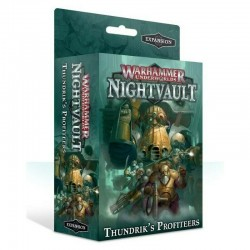 Warhammer Underworlds: Nightvault - Kharadron Overlords: Esploratori di Thundrik