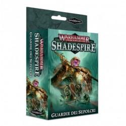 Warhammer Underworlds: Shadespire – Guardie dei Sepolcri