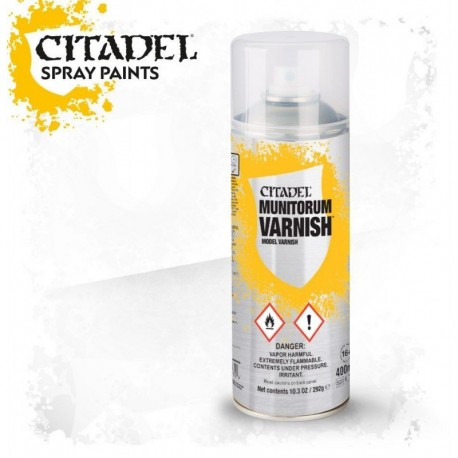 Spray - Munitorum Varnish