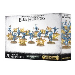 Warhammer Age of Sigmar - Blue Horrors