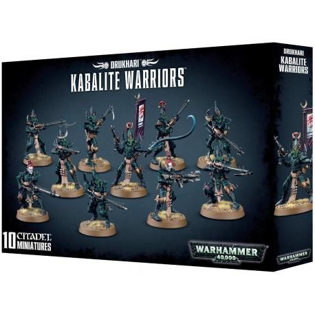 Warhammer 40,000 - Kabalite Warriors
