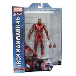 Marvel Select - Civil War - Ironman Mark 46