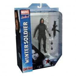 Marvel Select - Civil War - Winter Soldier