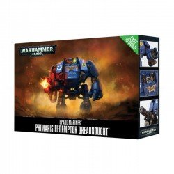 Warhammer 40,000 - Easy To Build Primaris Redemptor Dreadnought