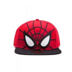 Cappellino - Spider-Man Snapback Cap Mesh Eyes