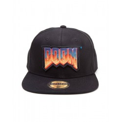 Cappellino - Doom Snapback Cap Label