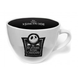 Tazze - Nightmare before Christmas Cappuccino Mug Jack