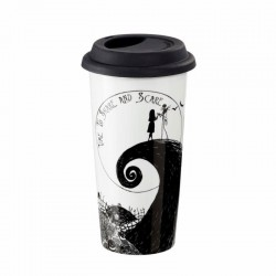 Tazze - Nightmare before Christmas Travel Mug Time to Share and Scare