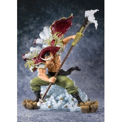 Bandai - One Piece FiguartsZERO PVC Statue Edward Newgate (Whitebeard) -Pirate Captain- 27 cm