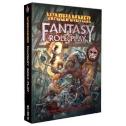 Warhammer Fantasy Roleplay 4a Edizione - ITA