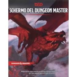 D&D 5a Edizione - Schermo del Dungeon Master - ITA